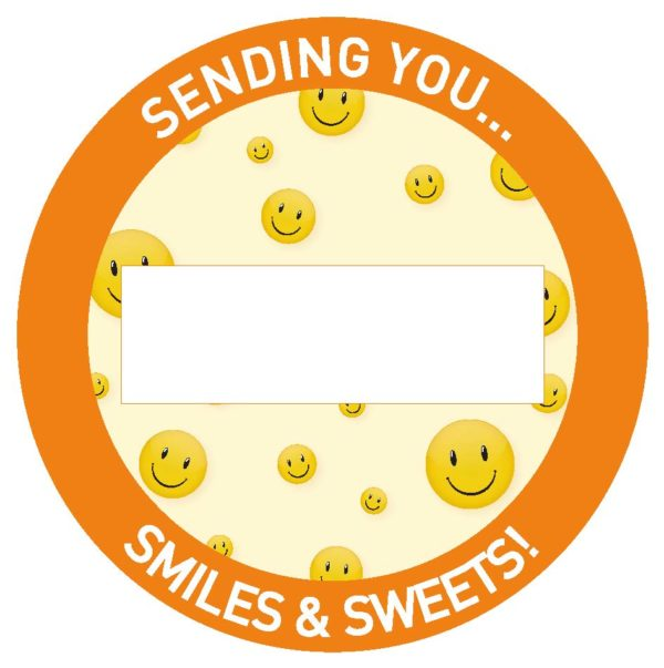 Smiles Sticker
