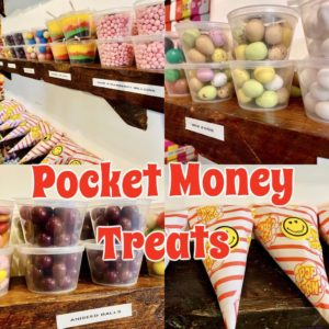 Pocket money treats